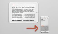Now Your Notes App Typeface Can Channel Calder's MobilesEye on Design | Eye on Design