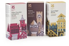 packaging by Adrian Johnson