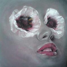 """Papagna#2(Opium)"" by Beniamino Leone"