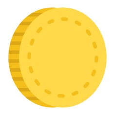 See more icon inspiration related to coin, money, cash, currency and business on Flaticon.