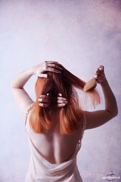 Gorgeous Self-Portrait Photography by Cornelia Gillman