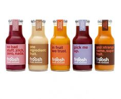 Pearlfisher - Effective design for iconic and challenger brands #packaging #simple #food #juice #pearlfisher