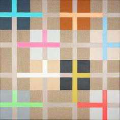 José Heerkens - Luminous Square XII #colour #graphic #art