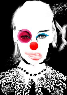 Botox clowndigital work #suda #mateusz #project #illustrator #design #graphic #illustrations #ilustracja #moda #polak #sztuka #mateuszsudacom #art #polska #poland #logo #victim #artysta #artis #fashion