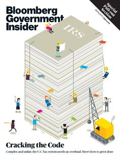 Bloomberg Business Week on Illustration Served #illust