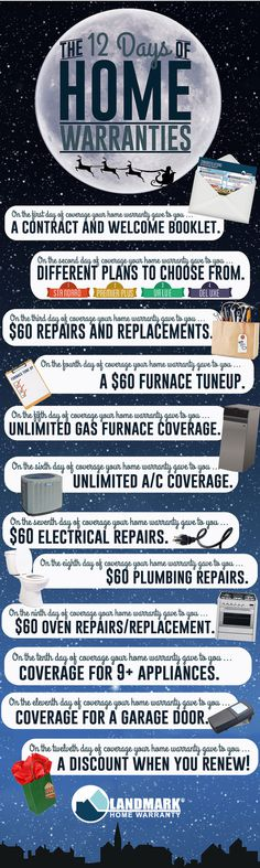 On the first day of coverage your home warranty gave to you ... this post where you can learn more about what you get with a home warranty c
