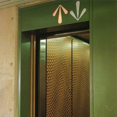 Re:Collection The Cameron Offices #design #retro #wayfinding #industrial #australian