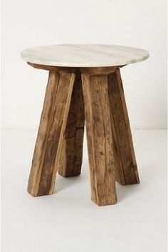 Genova Side Table ($200-500) — Svpply #design #stool