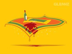 Glennz Tees Concepts for Voting Jan-Jul 2011 on the Behance Network #illustration #design #shirt