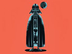 darth vader, illustration