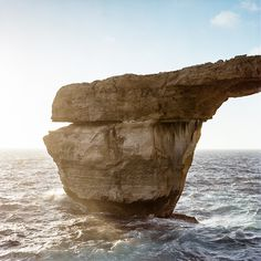 Mark Wickens #malta #cliff #sea