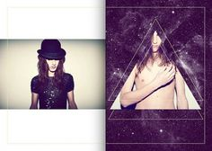 ▲Velvet Spacetime on the Behance Network #design #space #direction #photography #art #music #editorial #fashion
