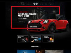 The Work of Blink Interactive | Abduzeedo Design Inspiration #layout