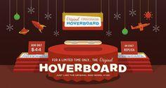 Future 52 : The Original Hoverboard by Riley Cran