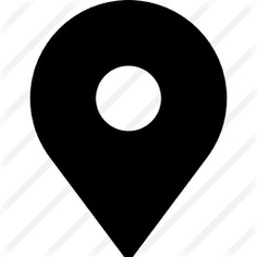 See more icon inspiration related to map, place, point, pointer, location, placeholder, localization, maps and location, Maps and Flags, signals set and placeholders on Flaticon.