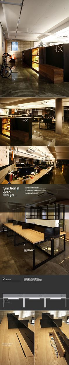 Plus X New Office Space Design on Behance