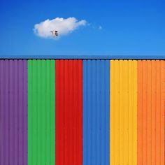 Istanbul's Colourful Minimalist Architecture by Yener Torun