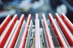 Screenprinting Squeegees. #screenprinting #squeegees #photography