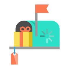 See more icon inspiration related to box, cargo, package, shipping, packaging, storage and commerce and shopping on Flaticon.