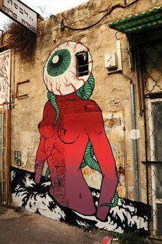 Revok #illustration #street art