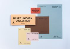 naked unicorn meat food packaging package design best beautiful inspiration sweden swedish www.mindsparklemag.com