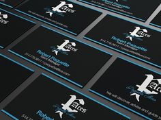 Paquette Aces | WAHBA MEDIA | Graphic Design | Web Development | Branding #business #card #entertainment #talent #management