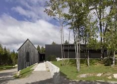 MG2 House - Alain Carle Architecte