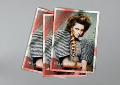 Sita Murt / Sita Murt It's Showtime, Fall/Winter 2010/11 / Fashion #fashion #lookbook #watercolour