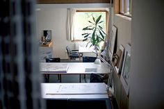 Interiors Photographed by Mary Gaudin 12 #interior #aalto #office #alvar