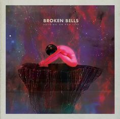 BROKEN BELLS Holding On For Lifecover for single #cover #album #art