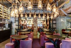BeefZavod Restaurant by Enterior - InteriorZine