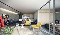 Clear Design #interior #architectire #living #room