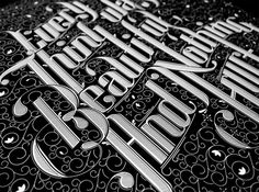 Type Exhibition   \'Back in Five Minutes\' + Video on Behance