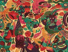 Sense Improvisation | ZANSKY | Design & Ilustração #illustration #zansky