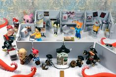 New Comical Toy Photography By Ryan Roberts | Kidrobot Blog #ryan #vinyl #photography #roberts #toy