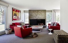 70's Rural Victorian House Renovated for Comfortable Interior and Durable Functionality 3