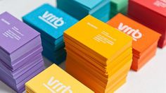 Vrrb on the Behance Network #business #card #design #graphic #identity #logo