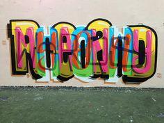 Typeverything.com #graffiti #colorful