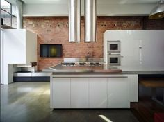 DeadFix » Cook Here #stove #kitchen #interiors #homes