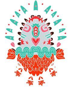 ilustración / illustration on Behance #illustration design