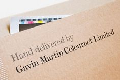 THEARTISTANDHISMODEL #box #delivery #prints #cardboard