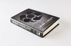 Chris Slone Designs #book #cover #record #vinyl #fidelity #high