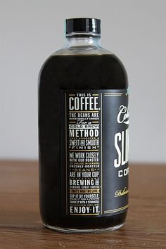 This is Coffee #packaging #print #label #coffee