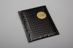 Design;Defined | www.designdefined.co.uk #black #envelope