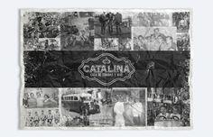 Catalina Casa de comidas y más on Behance #restaurant