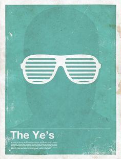 Framework – Eyewear Made Famous Posters | Frame Geek #print #poster