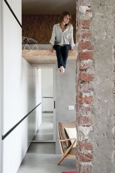 30 sqm Loft Refurbished in Milano