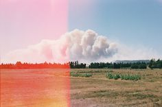 photo #burn #cloud