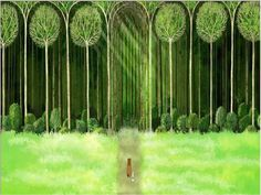 the secret of kells forest.jpg (1026×770) #kells #secret