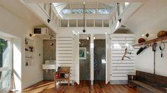 10 Favorite Converted Garages, Garages Turned Into Living and Work Space | Gardenista #interior #design #decor #deco #decoration